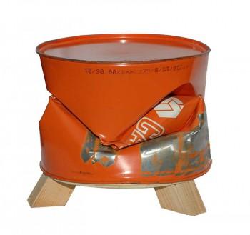 S-Barrel oranje pootjes