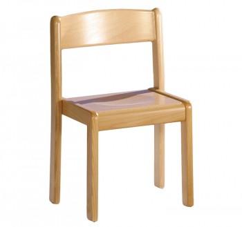 Beuken stoel