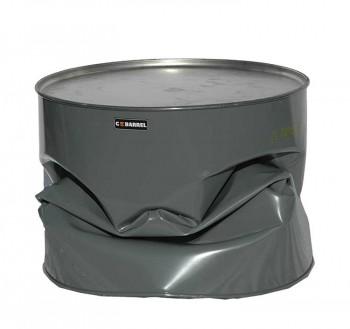 S-Barrel grijs