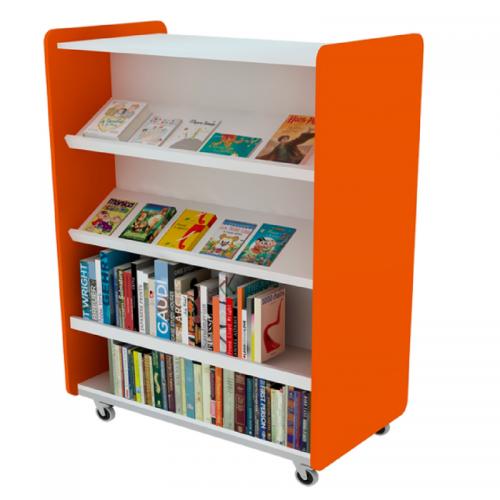 boekenkast Free colour